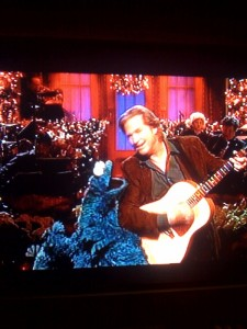 Cookie Monster Hosting Saturday Night Live