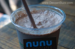 Nunu frozen hot chocolate 