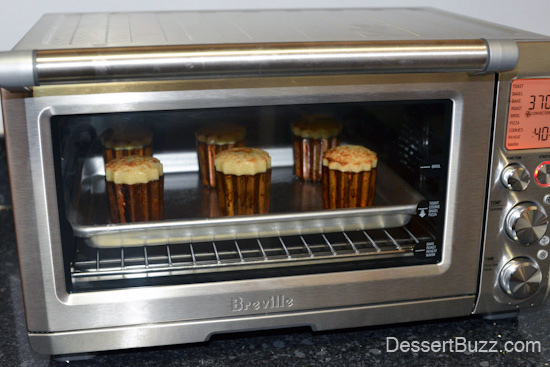 the convection - Breville Oven
